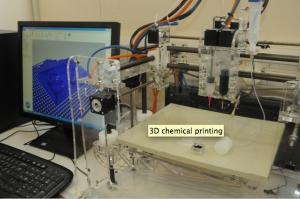impression 3D médicaments futur Cronin