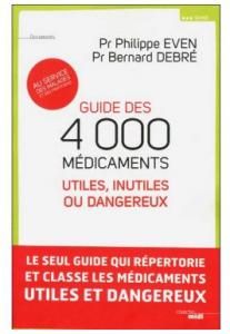 Guide des 4000 médicaments