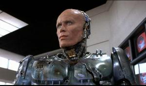 Robocop ou l'homme ré-inventé de demain